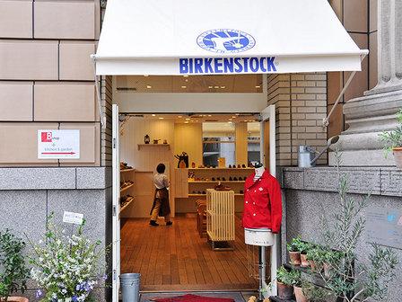 BIRKENSTOCKオープン