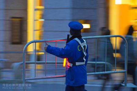 神戸ルミナリエ交通規制